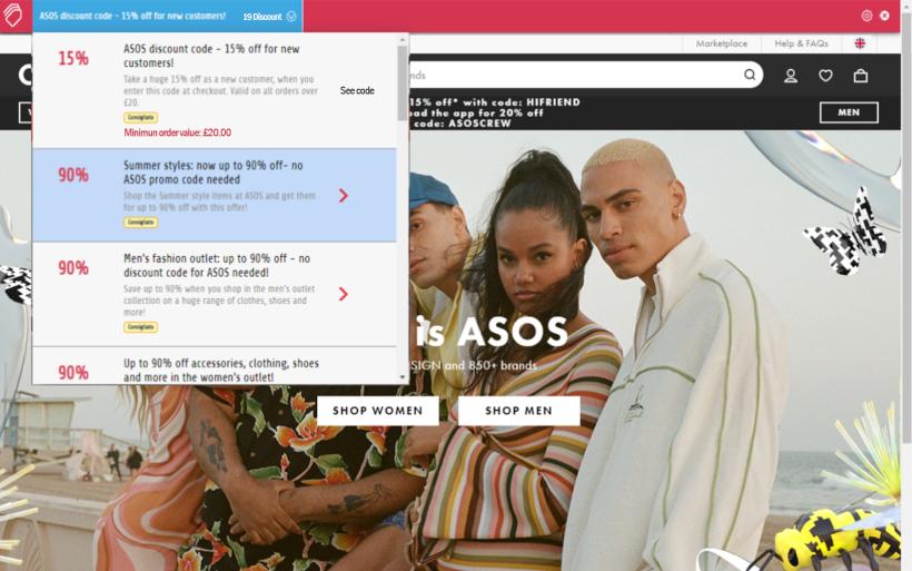 Bravo Best Price Screenshot
